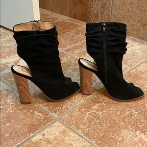 Lulu's booties